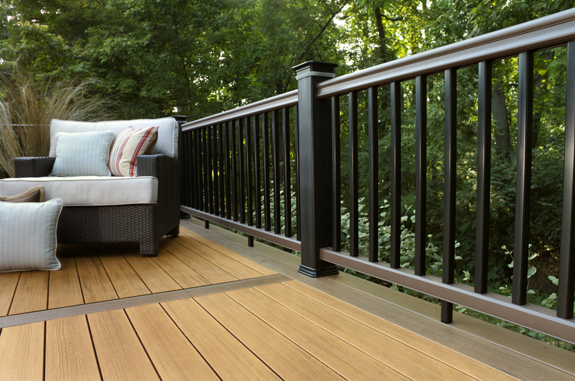 Earthwood Evolutions in Pacific Teak and Walnut